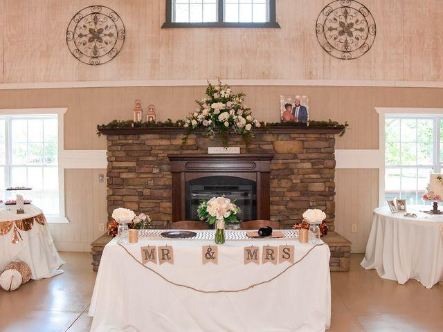 Ray and Jillian's Wedding in Pine Mountain, Georgia 21