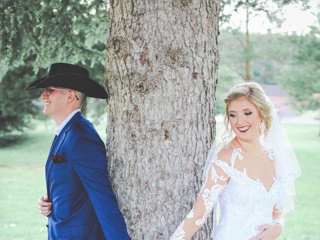 Amarra and Brayden's Wedding in Rapid City, South Dakota 8