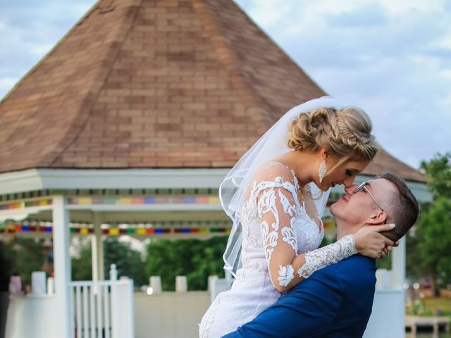 Amarra and Brayden's Wedding in Rapid City, South Dakota 12