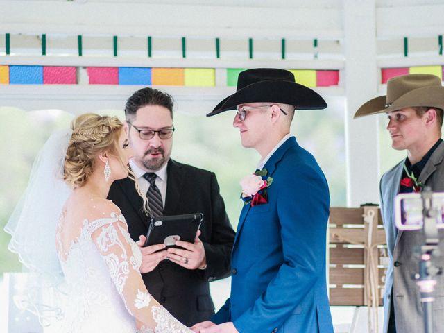Amarra and Brayden's Wedding in Rapid City, South Dakota 1