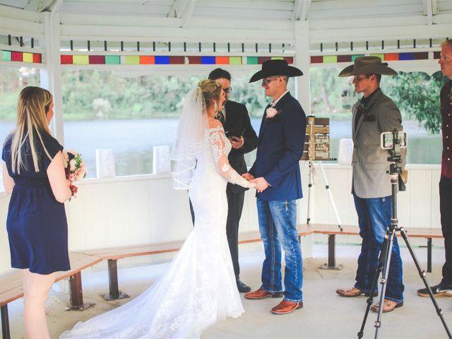 Amarra and Brayden's Wedding in Rapid City, South Dakota 4
