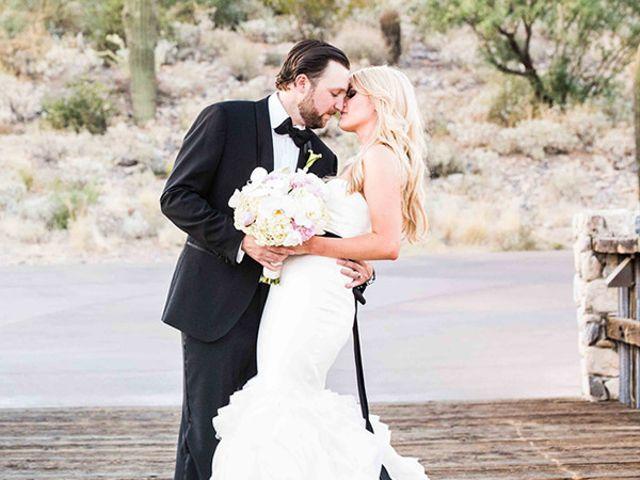 The wedding of Joseph and McKenna