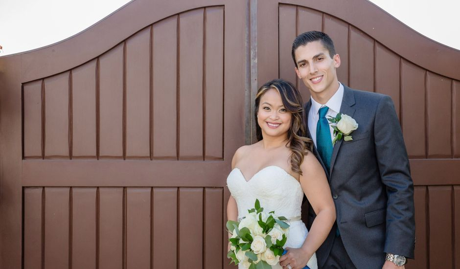Brian Bengali and Trish Buendia's Wedding in Trabuco Canyon, California
