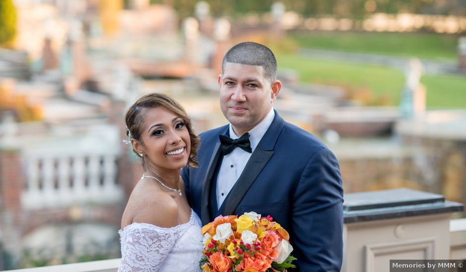 Sergio and Sharda's Wedding in West Orange, New Jersey
