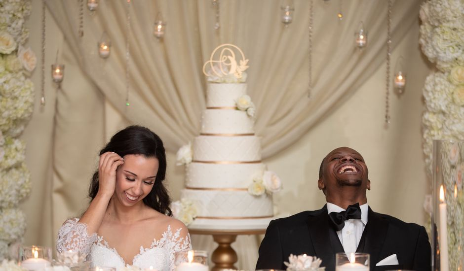 Stephen Obeng  and Jenna Shuman 's Wedding in Winter Park, Florida