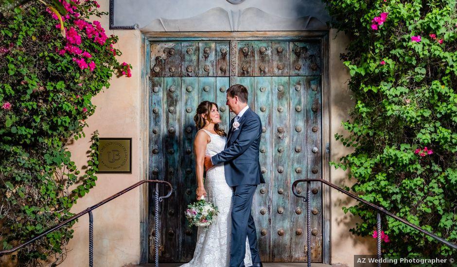 Tim and Liz's Wedding in Phoenix, Arizona