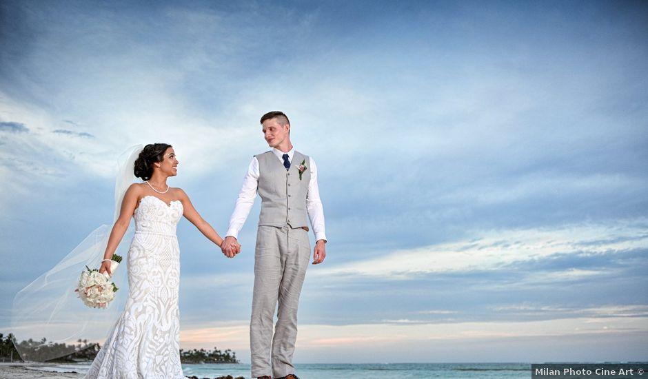 Donald and Jordan's Wedding in Punta Cana, Dominican Republic
