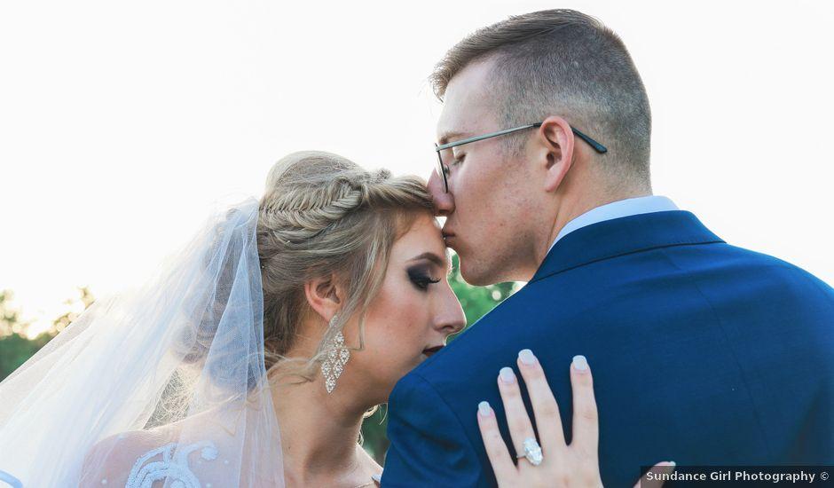 Amarra and Brayden's Wedding in Rapid City, South Dakota