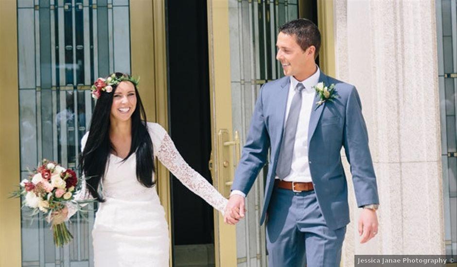 Emily and Jace's Wedding in Ogden, Utah