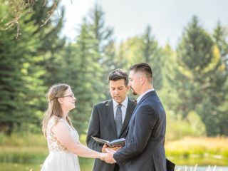 The wedding of Colby and Skye 2