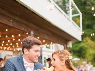 Alex and Gracie's Wedding in Gig Harbor, Washington 11