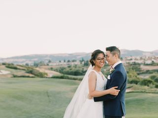 The wedding of Amaris and Joseph
