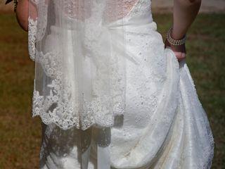 The wedding of Alicia and Kurt 1