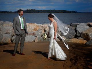 The wedding of Alicia and Kurt