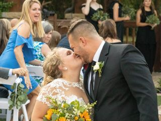 The wedding of Taylor and Seth