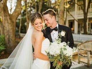 The wedding of Travis and Rachel