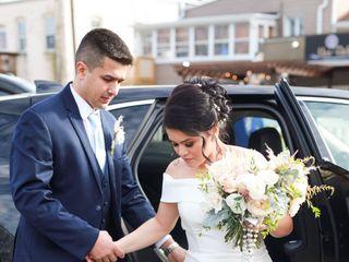 The wedding of Vanuza and Joao 2