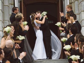 Elizabeth and Liam's Wedding in Philadelphia, Pennsylvania 15