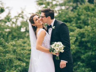 Elizabeth and Liam's Wedding in Philadelphia, Pennsylvania 16