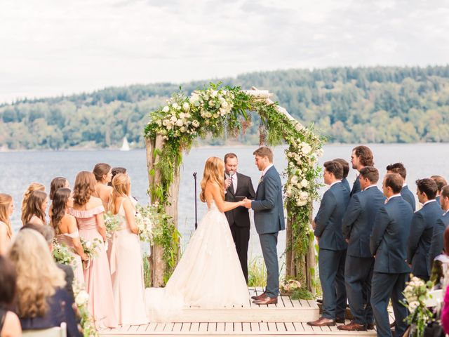 Alex and Gracie's Wedding in Gig Harbor, Washington 2