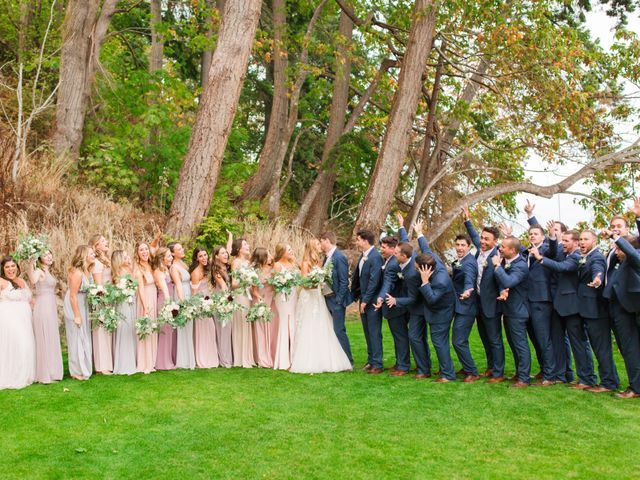 Alex and Gracie's Wedding in Gig Harbor, Washington 5
