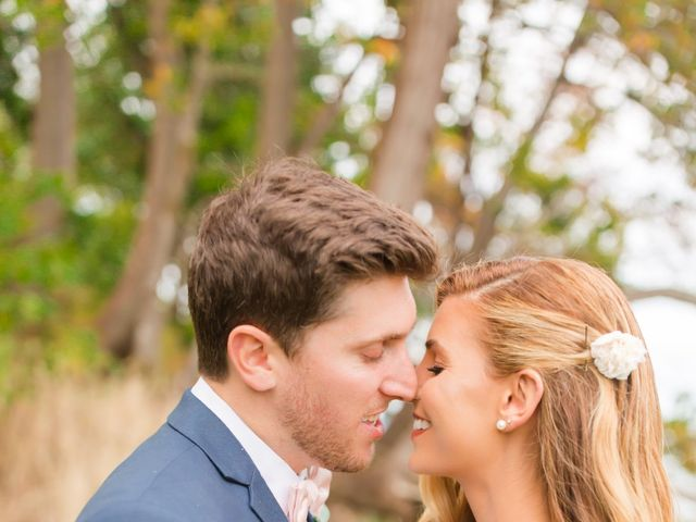 Alex and Gracie's Wedding in Gig Harbor, Washington 9