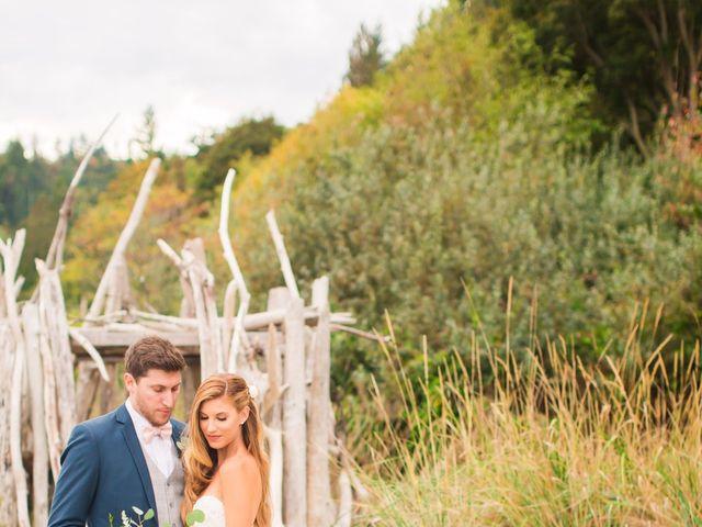 Alex and Gracie's Wedding in Gig Harbor, Washington 10