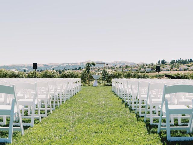Joseph and Amaris's Wedding in San Ramon, California 4