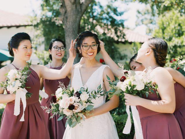Joseph and Amaris's Wedding in San Ramon, California 14