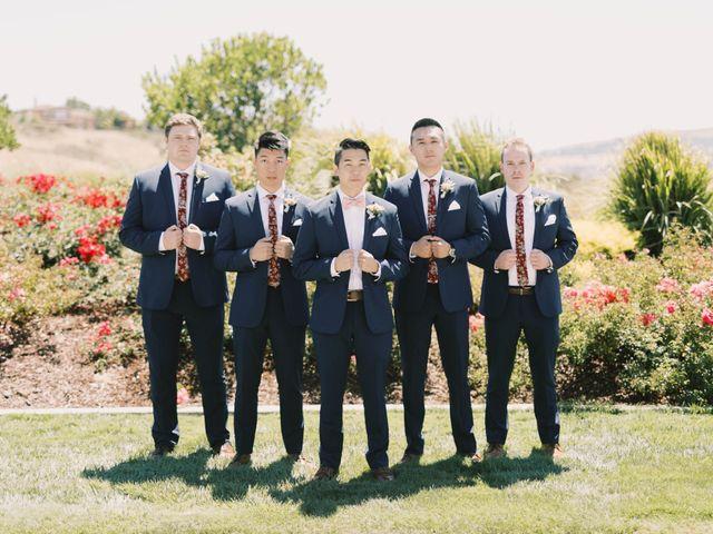 Joseph and Amaris's Wedding in San Ramon, California 15