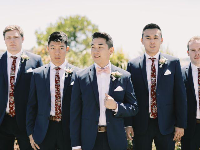 Joseph and Amaris's Wedding in San Ramon, California 18