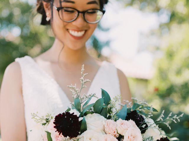 Joseph and Amaris's Wedding in San Ramon, California 20