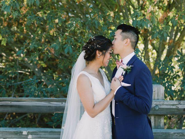 Joseph and Amaris's Wedding in San Ramon, California 27