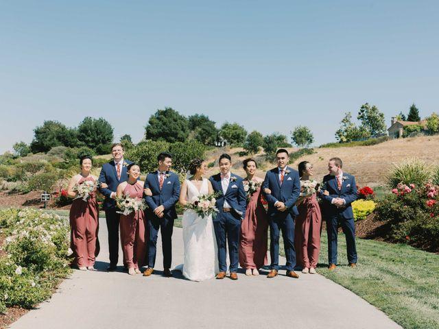 Joseph and Amaris's Wedding in San Ramon, California 30