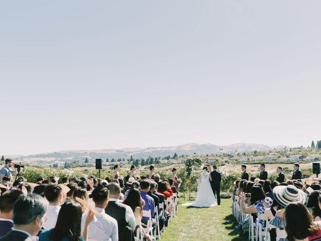 Joseph and Amaris's Wedding in San Ramon, California 1
