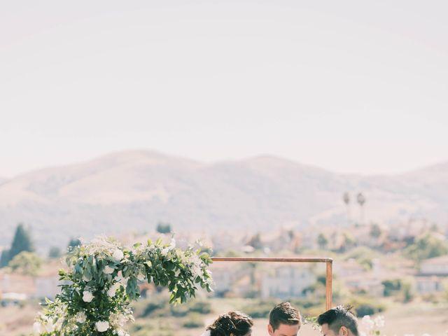 Joseph and Amaris's Wedding in San Ramon, California 33