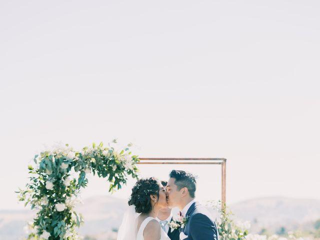 Joseph and Amaris's Wedding in San Ramon, California 34