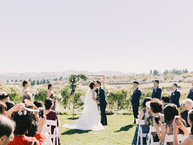 Joseph and Amaris's Wedding in San Ramon, California 35