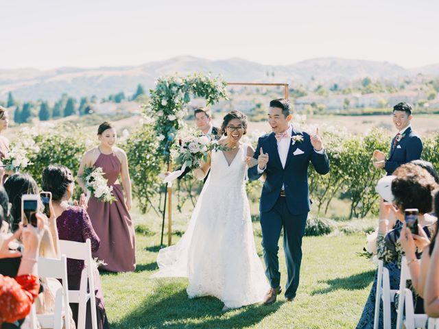 Joseph and Amaris's Wedding in San Ramon, California 36