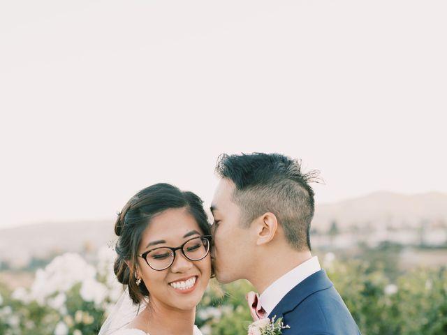 Joseph and Amaris's Wedding in San Ramon, California 41