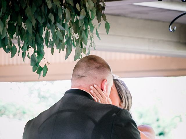 Dyllon and Erica's Wedding in Williamstown, New Jersey 16