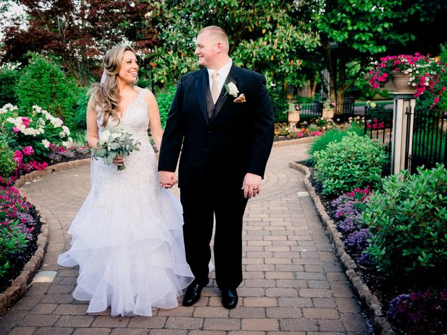 Dyllon and Erica's Wedding in Williamstown, New Jersey 20