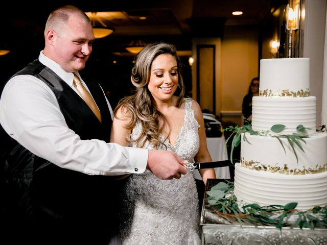 Dyllon and Erica's Wedding in Williamstown, New Jersey 30