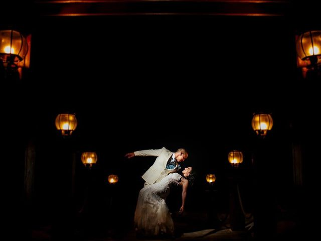 The wedding of Karina and Daniel