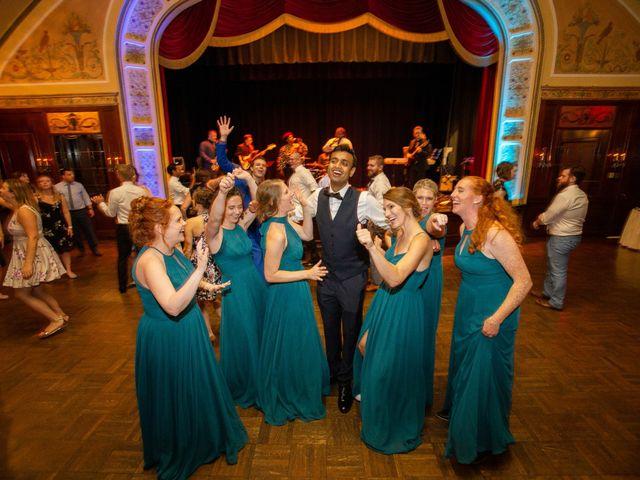 Kevin and Kiersten's Wedding in Milwaukee, Wisconsin 3