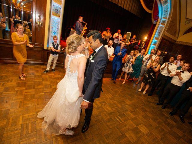 Kevin and Kiersten's Wedding in Milwaukee, Wisconsin 4