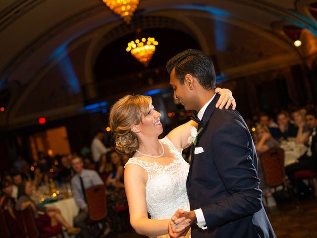 Kevin and Kiersten's Wedding in Milwaukee, Wisconsin 8