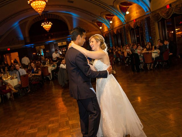 Kevin and Kiersten's Wedding in Milwaukee, Wisconsin 11