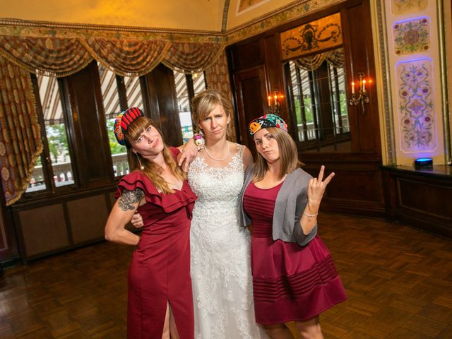 Kevin and Kiersten's Wedding in Milwaukee, Wisconsin 12