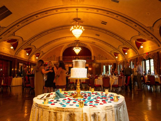 Kevin and Kiersten's Wedding in Milwaukee, Wisconsin 15